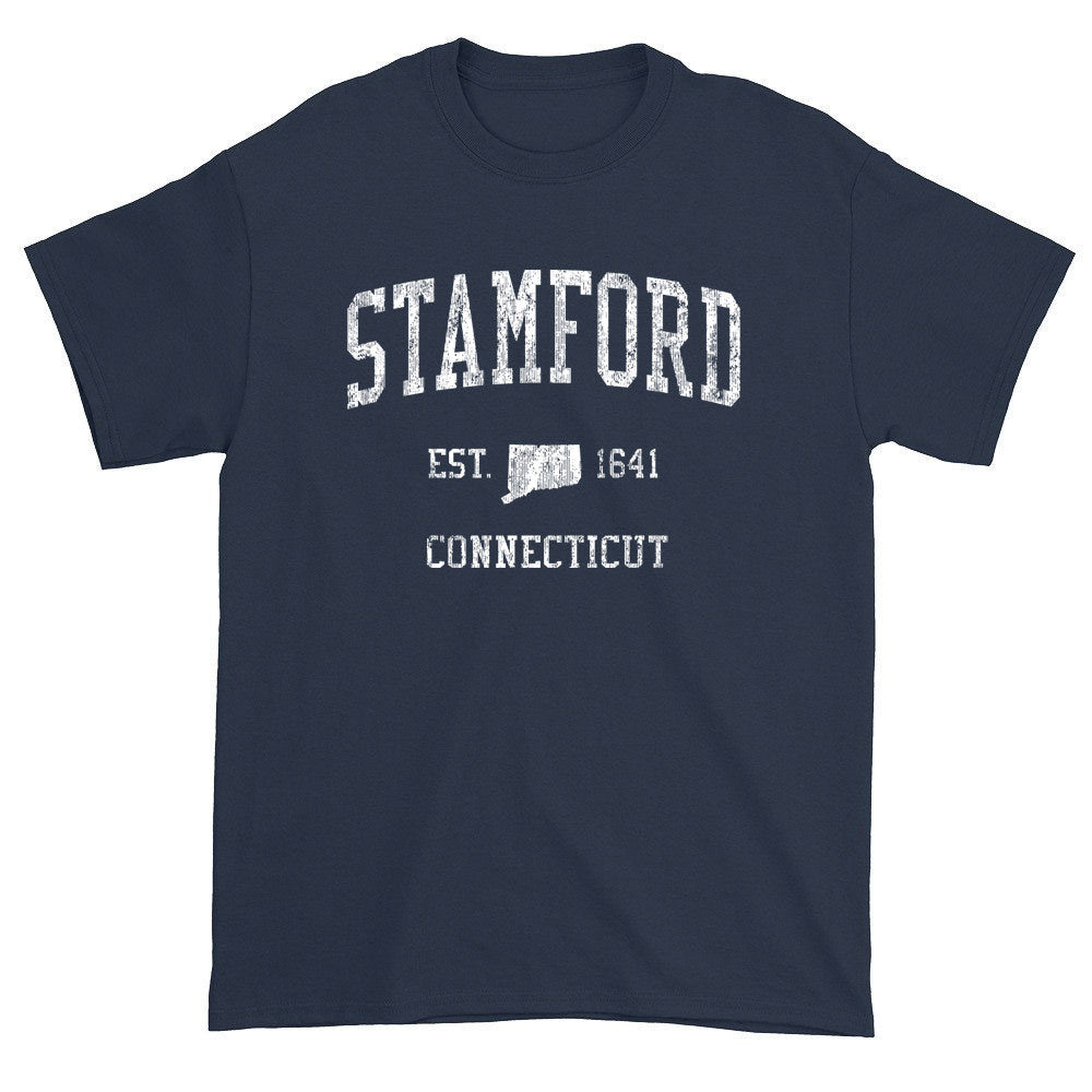 Vintage Stamford Connecticut CT T-Shirts