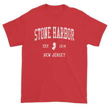 Vintage Stone Harbor New Jersey NJ T-Shirt Adult