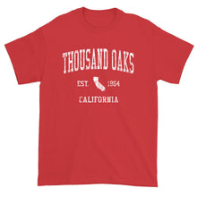 Vintage Thousand Oaks California CA T-Shirt Adult