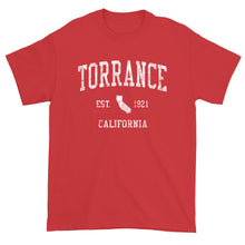Vintage Torrance California CA T-Shirt Adult