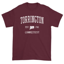 Vintage Torrington Connecticut CT T-Shirt Adult