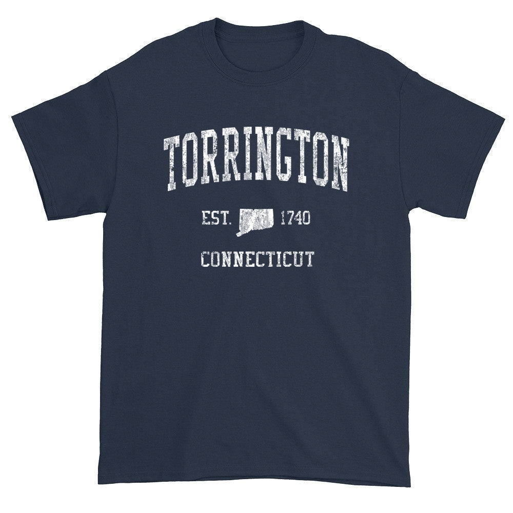Vintage Torrington Connecticut CT T-Shirts