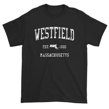 Vintage Westfield Massachusetts MA T-Shirt Adult