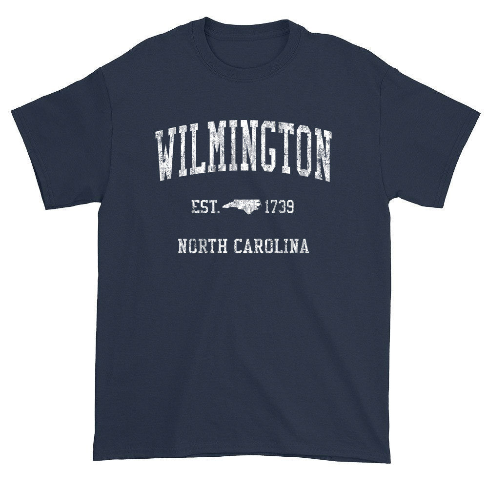Vintage Wilmington North Carolina NC T-Shirts