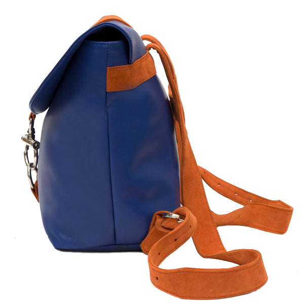 Stylish envelope backpack for women