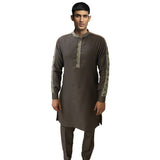 Hexagonal Kurta Set