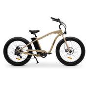 Fat Murf™ Beach Cruiser E-Bike - Desert | Murf Bikes