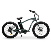 Fat Murf™ Beach Cruiser E-Bike - Grey | Murf Bikes