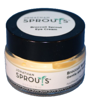 Broccoli Sprout Eye Cream .5oz