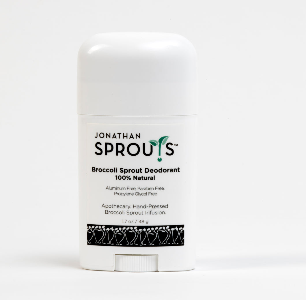 Broccoli Sprout Deodorant 1.7oz