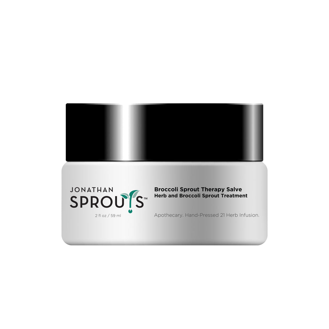 Broccoli Sprout Therapy Salve 2oz