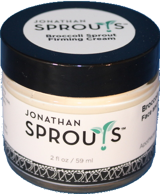 Broccoli Sprout Firming Cream 2oz
