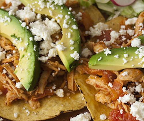 Taco Tuesday: Chicken tinga tacos