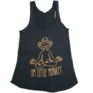Om Little Monkey-Run Little Monkey