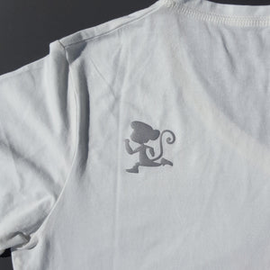 run little monkey bamboo running shirt