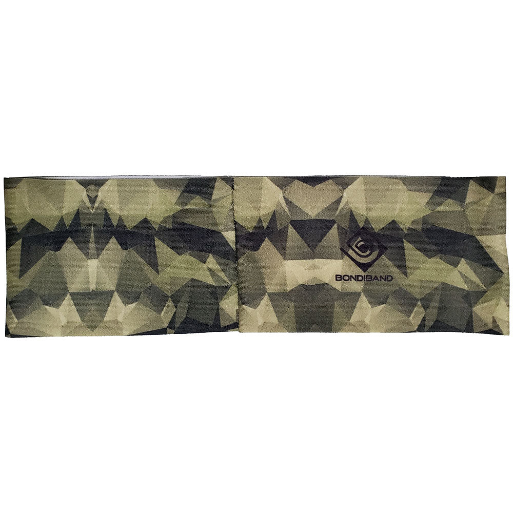 "Camo runner 3"" headband-Run Little Monkey"