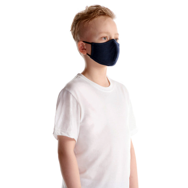Bamboo face mask - kids