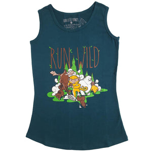 Run Wild tank-Run Little Monkey
