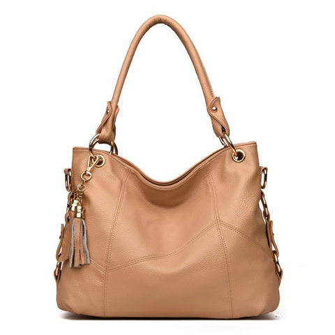 GORGEOUS LEATHER HANDBAG