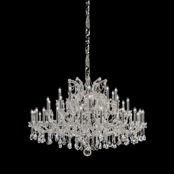 40 Light Maria Theresa Chandelier - Masiero VE 934/40 MT
