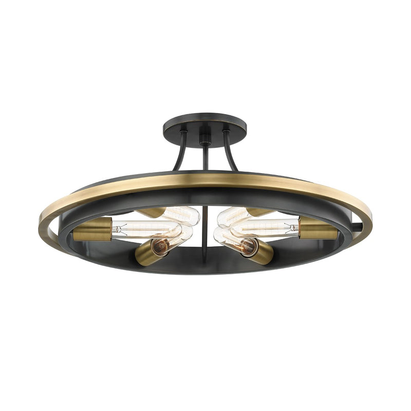 Chambers 2721-AOB-CE Ceiling Light - Hudson Valley