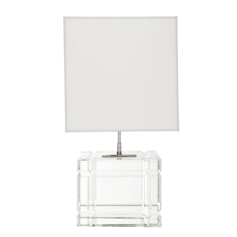 Academia Crystal Table Lamp - Eichholtz