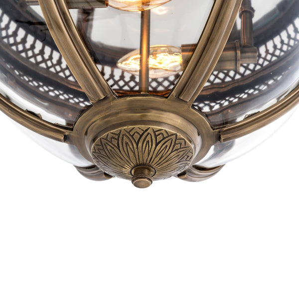 Residential Ceiling Lights - [Brass/Bronze/Nickel] - Eichholtz