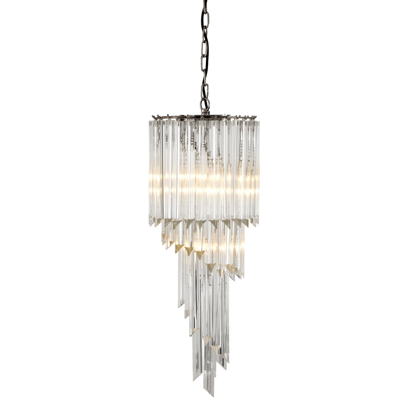 Marino Chandelier - [Nickel] - Eichholtz
