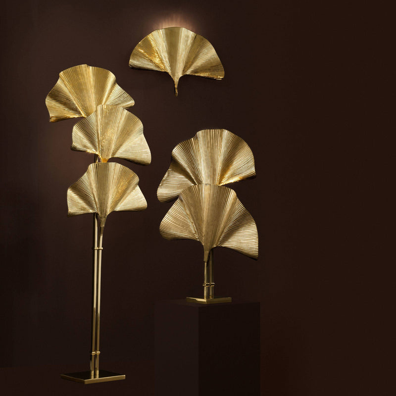 Las Palmas Brass Table Lamp - Eichholtz