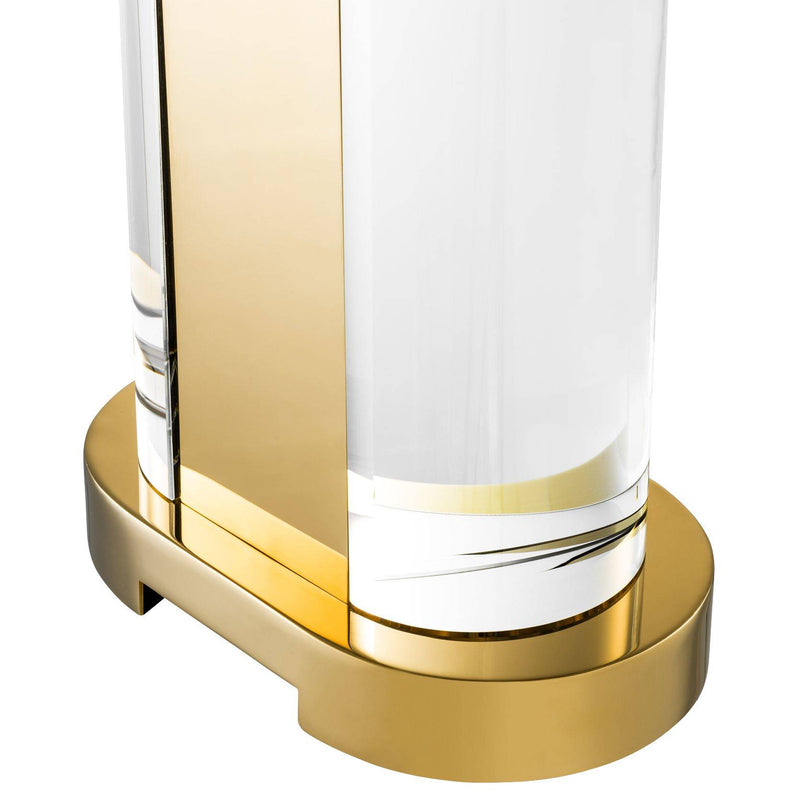 Vittore Gold Table Lamp - Eichholtz
