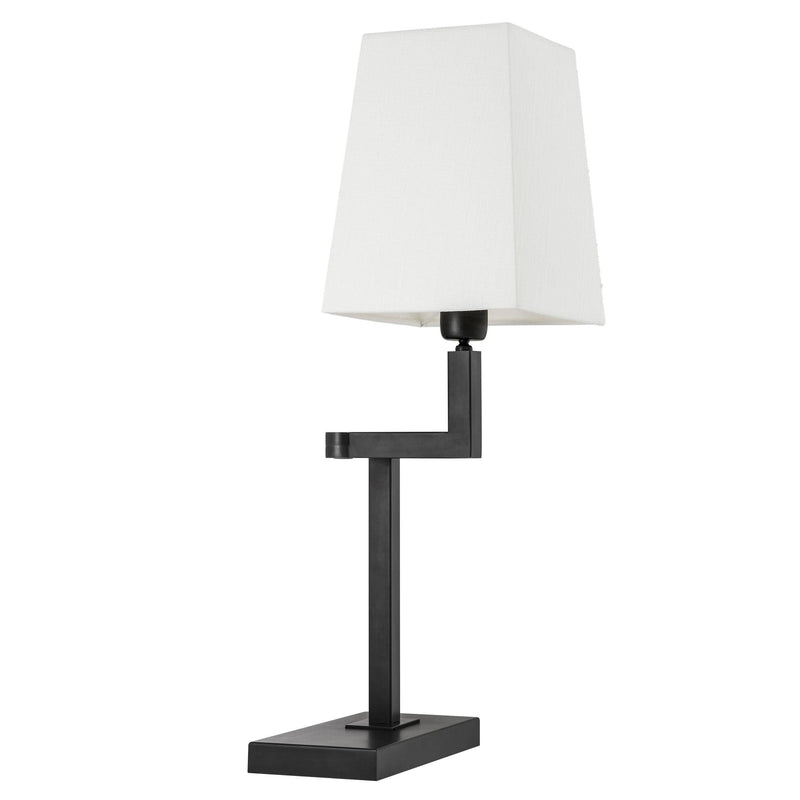 Cambell Table Lamps - [Bronze/Nickel] - Eichholtz