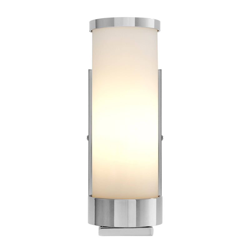 Creed Nickel Wall Lamp - Eichholtz