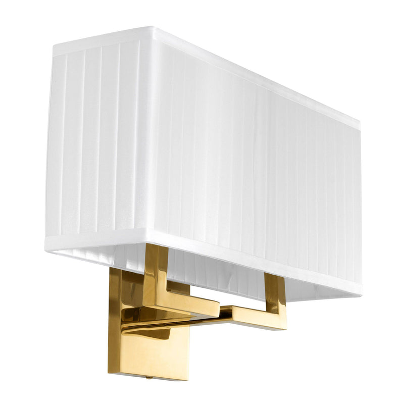 Westbrook Wall Lamps - [Nickel/Gold/Bronze] - Eichholtz