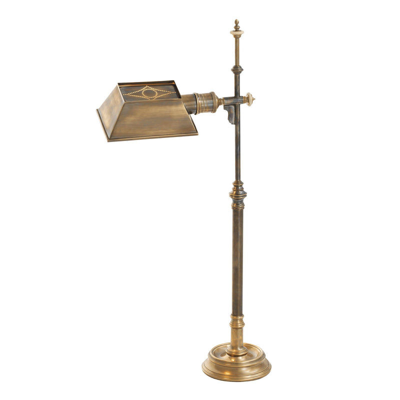 Charlene Brass Table Lamp - Eichholtz
