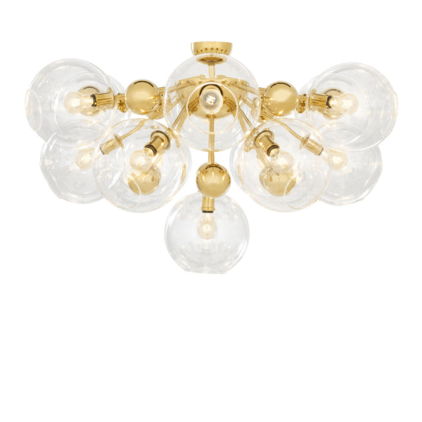Soleil Ceiling Lights - [Gold/Nickel] - Eichholtz