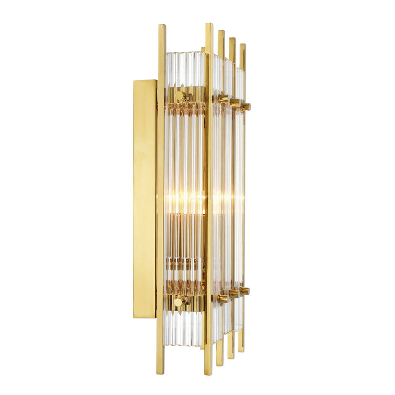 Sparks Wall Lamps[S/L] - [Gold] - Eichholtz