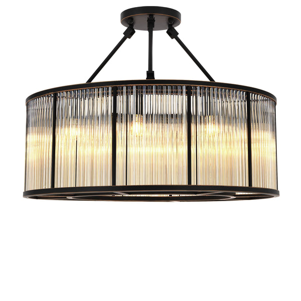 Bernardi Ceiling Lights[Single/Twin] - [Bronze/Nickel] - Eichholtz