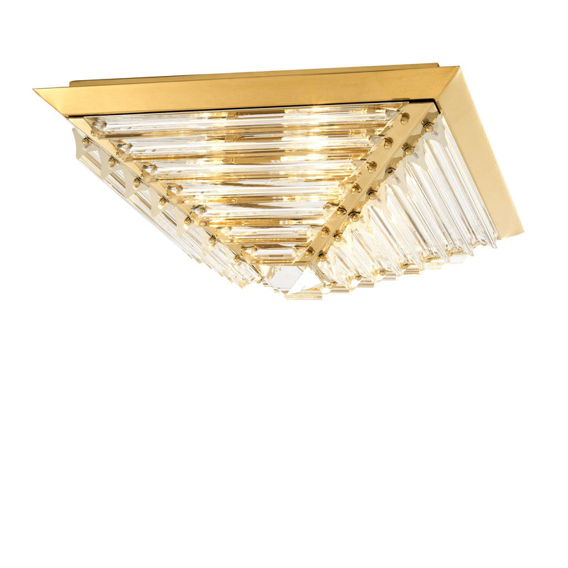 Eden Ceiling Light - [Gold/Nickel] - Eichholtz