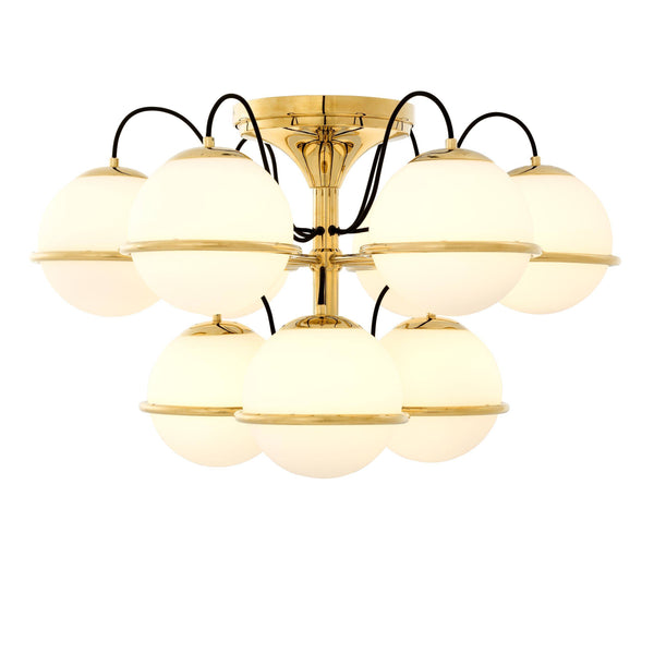 Nerano Ceiling Light - [Gold] - Eichholtz