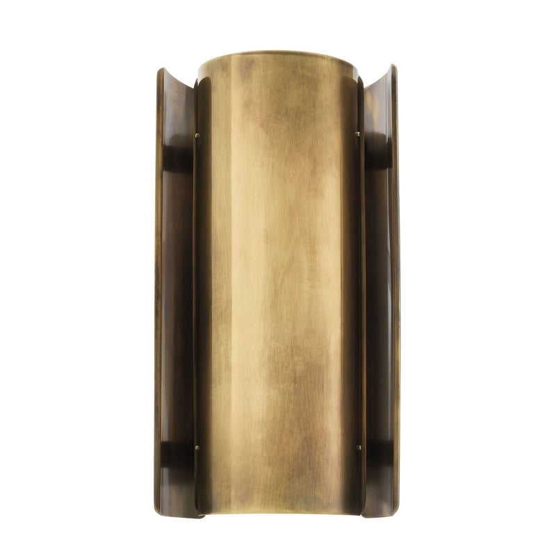 Verge Wall Lamps - [Nickel/Brass] - Eichholtz