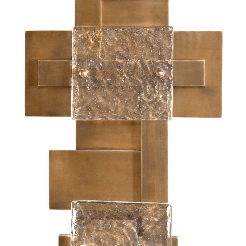 Langham Wall Lamp - [Brass] - Eichholtz