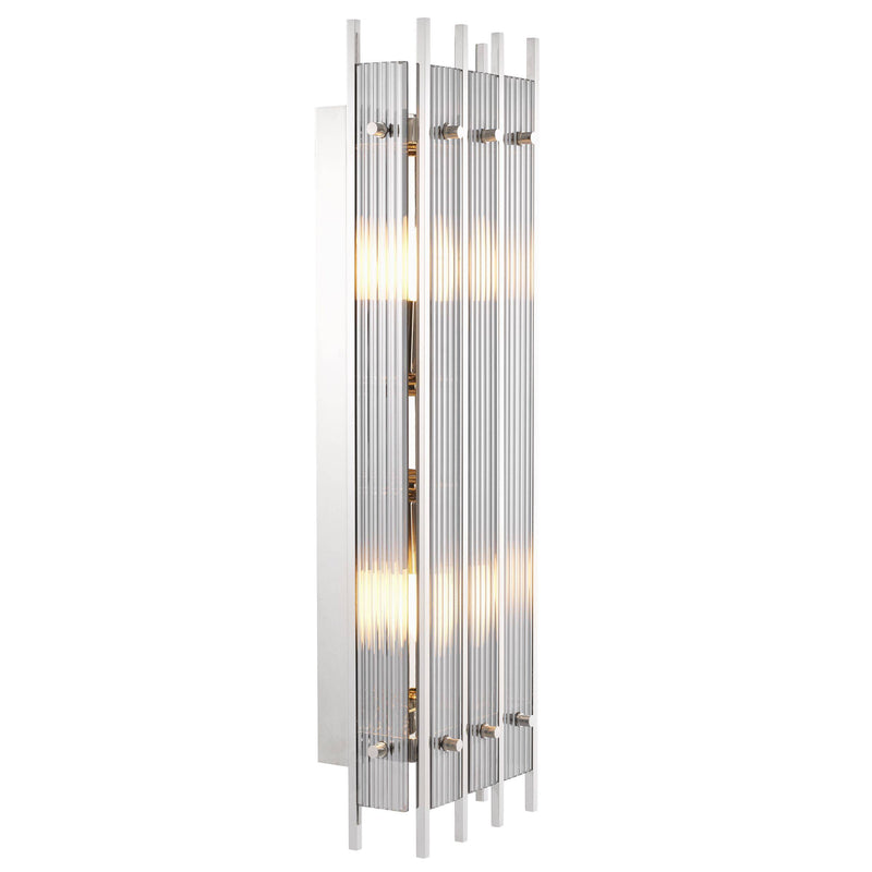 Sparks Wall Lamps[S/L] - [Nickel] - Eichholtz