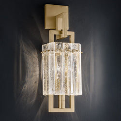 Modern Wall Light - Masiero Crek Wall Light Applique 1-Luxury Lighting Boutique