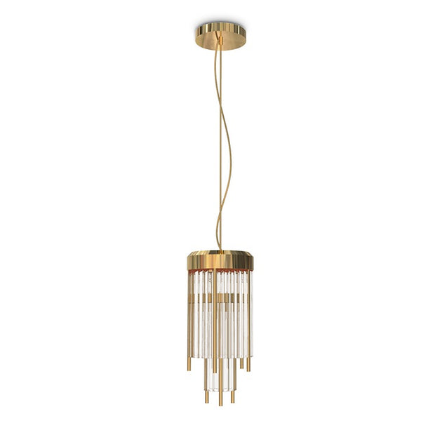 3 Light Pharo Small Pendant - Luxxu-Luxury Lighting Boutique
