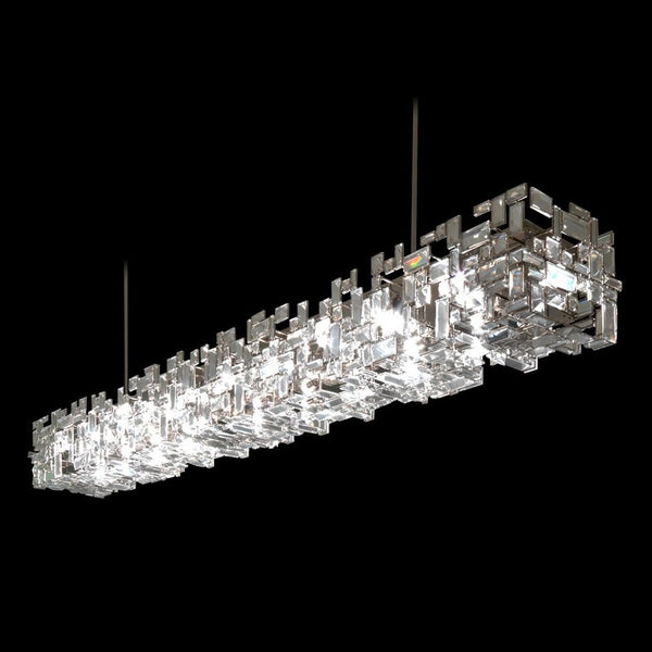 15 Light Bellsize Park Chandelier - Lobmeyr-Luxury Lighting Boutique