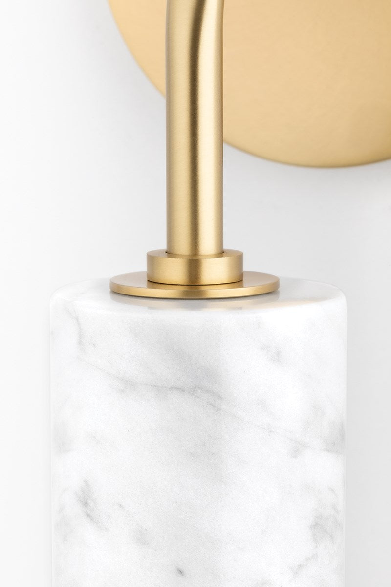 Asime Wall Sconce - H120102 - Mitzi