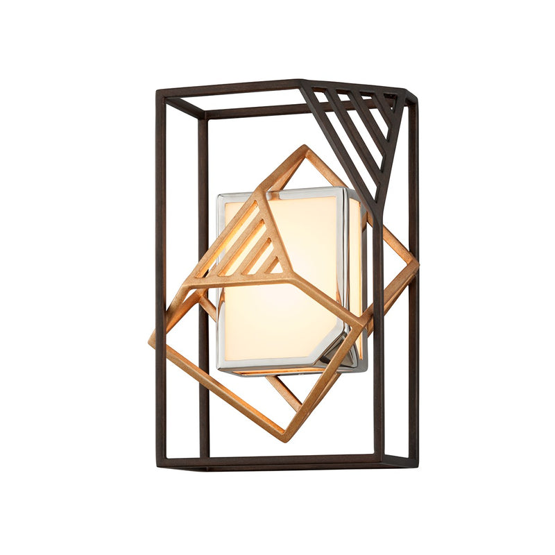 Cubist Wall Sconce - B6081-CE - Troy Lighting