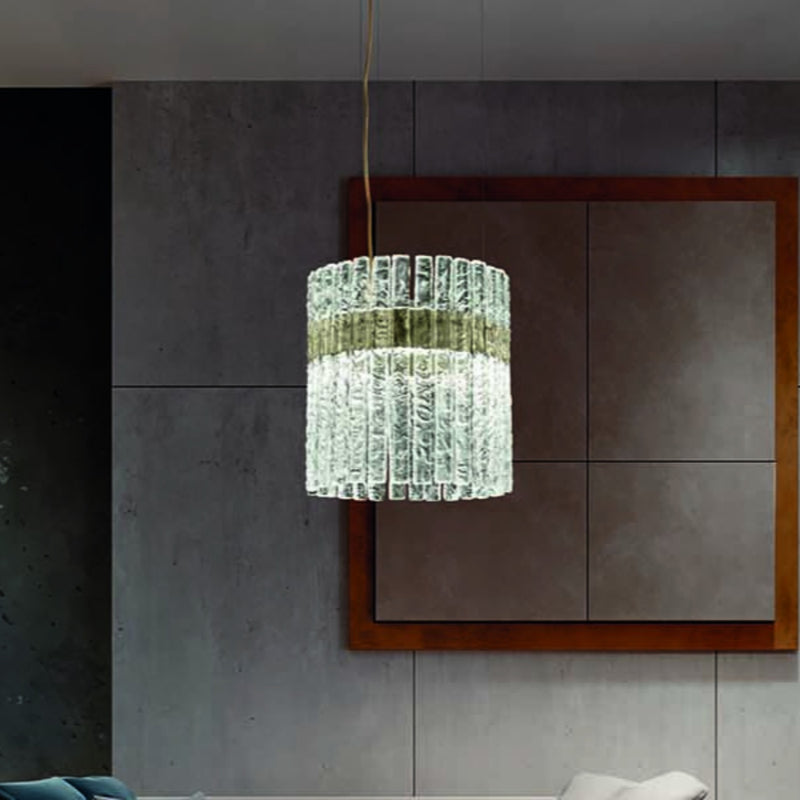 Modern LED Suspended Chandelier - Masiero Vegas S RD-Luxury Lighting Boutique