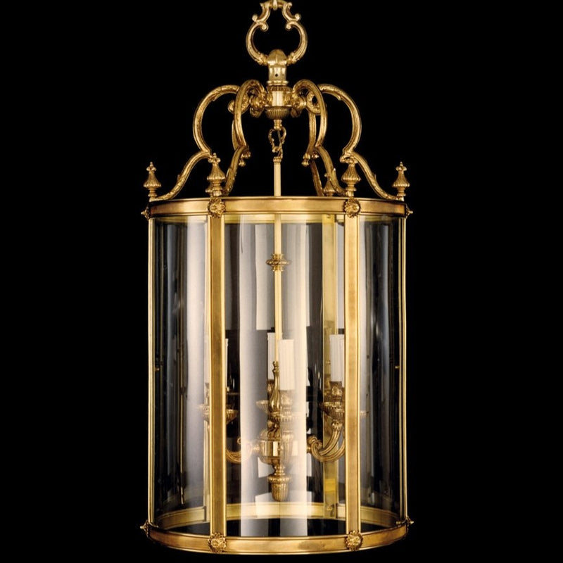 6 Light Hall Lantern - Martinez Y Orts
