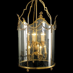 10 Light Hall Lantern - Martinez Y Orts